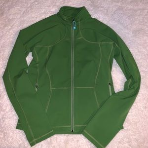 Lululemon zip up jacket. EUC!